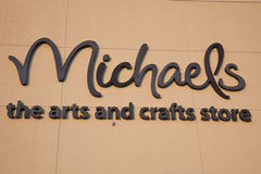 Michael's - the arts and craft store Royalty Free Stock Photo