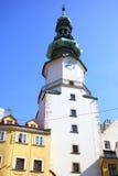 Michael's Tower in Bratislava Stock Photography