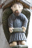 michael saint royaltyfri bild
