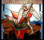 michael saint Royaltyfri Fotografi
