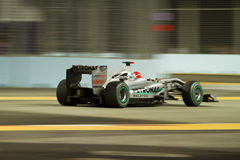 Michael Schumacher Royalty Free Stock Image