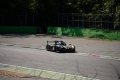 Michael Shank Ligier LMP2 prototypprov på Monza Arkivbild