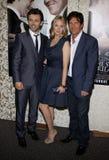Michael Sheen, Hope Davis and Dennis Quaid Royalty Free Stock Photos