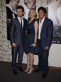 Michael Sheen, Hope Davis and Dennis Quaid Royalty Free Stock Photography
