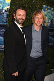 Michael Sheen,Owen Wilson,Samuel Goldwyn Stock Images