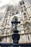 Michael und Gudula Kathedrale lizenzfreie stockfotografie