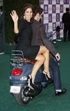 Michael Urie and Ana Ortiz Stock Image