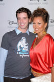 Michael Urie,Vanessa Williams Stock Photo