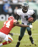 Michael Vick Royalty Free Stock Photography