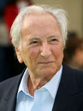 Michael Winner Stock Photo