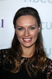 Michaela McManus at the NBCUNIVERSAL Press Tour All-Star Party, The Athenaeum, Pasadena, CA 01-06-12 Royalty Free Stock Images