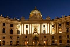 Michaelerplatz Vienne photographie stock