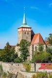 Michaeliskirche Bautzen Arkivfoto