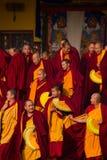Michaelita Gyuto monaster, Dharamshala, India Obraz Royalty Free