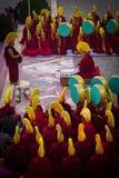 Michaelita Gyuto monaster, Dharamshala, India Fotografia Royalty Free