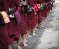 michaelita Myanmar Zdjęcia Royalty Free