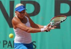 Michaella KRAJICEK (NED) at Roland Garros 2010 Stock Photo
