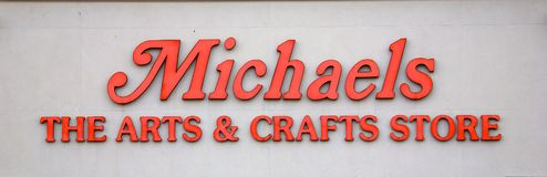 Michaels royalty free stock photo