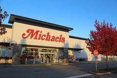 Michaels store Royalty Free Stock Photos