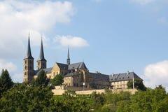 Michaelsberg в Бамберге Стоковое Фото
