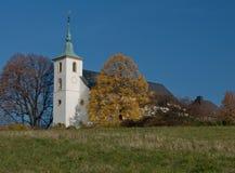 Michaelsberg Kapelle images stock