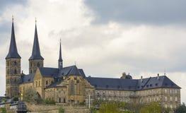 Michaelsberg Monastery, Bamberg Stock Images