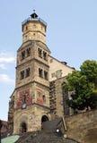 Michaelskirche-I-Schw zaal-Duitsland Royalty-vrije Stock Afbeelding