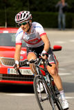 Michal Golas of Omega Pharma Quickstep Royalty Free Stock Photos