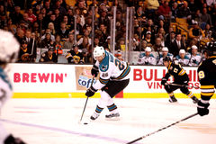 Michal Handzus San Jose Sharks Lizenzfreie Stockbilder