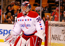 Michal Neuvirth Washington Capitals Royalty Free Stock Photography