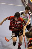 Michal Podhrazsky - floorball Royalty Free Stock Photography