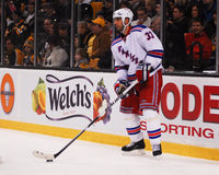 Michal Rosival, New York Rangers Royalty Free Stock Image