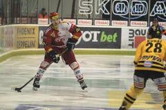 Michal Vondrka - Slavia Prauge Royalty Free Stock Photo