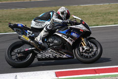Michel Fabrizio Suzuki GSX-R1000 Alstare Stock Photo