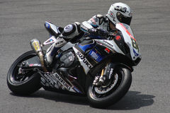 Michel Fabrizio Suzuki GSX-R1000 Alstare Stock Photos