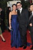 Michel Hazanavicius, Berenice Bejo Royalty Free Stock Photos
