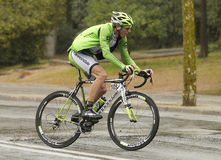 Michel Koch of Cannondale Team Stock Image
