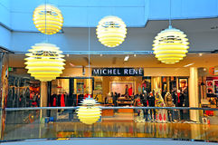 Michel rene apparel boutique in hong kong Royalty Free Stock Photography