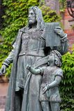 Michelangelo Di Lodovico Buonarroti Simoni rzeźba obrazy stock