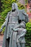 Michelangelo di Lodovico Buonarroti Simoni Sculpture images stock