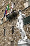 Michelangelo's David Royalty Free Stock Photos