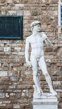 Michelangelo's David royalty free stock photo