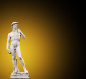 Michelangelo's David Stock Photography
