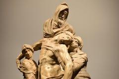 Michelangelo-` s Pietà ¡ Lizenzfreies Stockbild