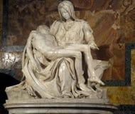 Michelangelo ` s Pieta zdjęcie royalty free