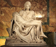 Michelangelo sculpture Royalty Free Stock Photos