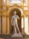 Michelangelos David Lizenzfreie Stockfotografie