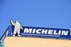 michelin Royaltyfri Foto