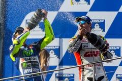2016 Michelin Australian Motorcycle Grand Prix Royalty-vrije Stock Foto's