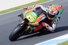 2016 Michelin Australijski motocykl Uroczysty Prix Obraz Stock